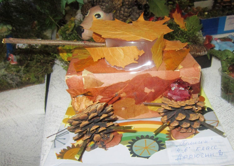 Поделки для садика осень фото